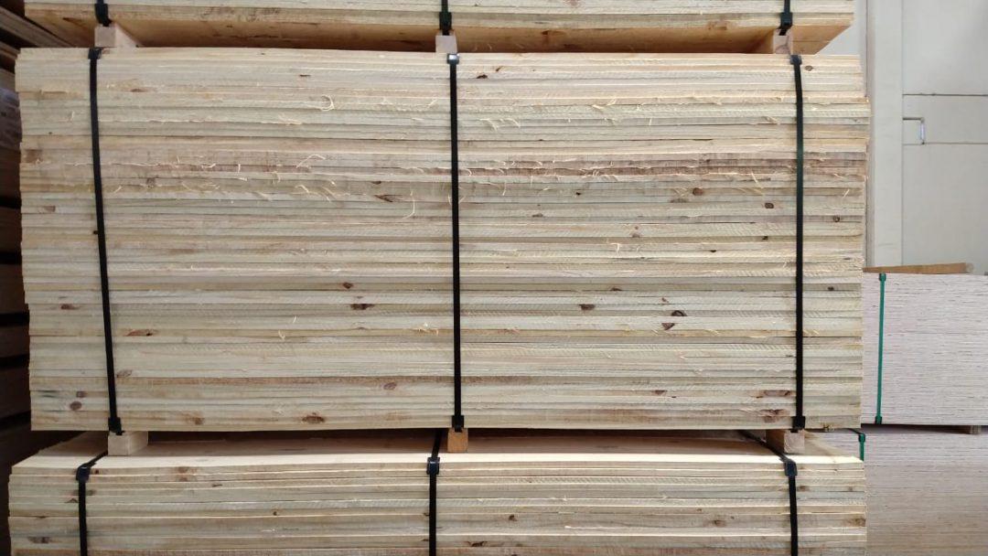 Pine lumber